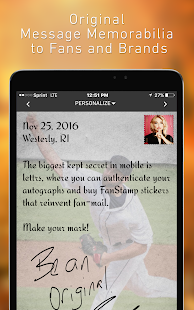 lettrs, The Autograph Reborn- screenshot thumbnail