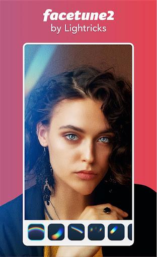 Facetune2 - Selfie Editor, Beauty & Makeover App 2.3.7-free Screenshots 5