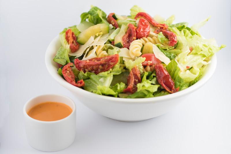Vegetarische italiaanse salade
