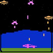 Moon Patrol Run - Retro Gaming