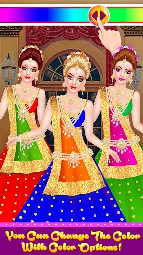 Royal Indian Doll Wedding Salon : Marriage Rituals 1.16 screenshots 14