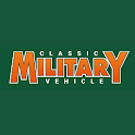 Classic Military Vehicle icon