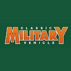 Classic Military Vehicle Magazine icon