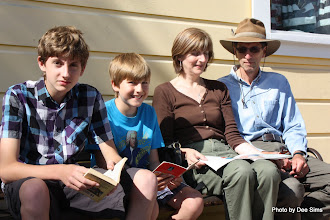Photo: (Year 3) Day 27 - The Reading Family #3