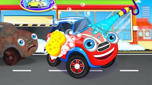 Car wash Screenshot