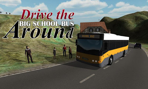School Bus Simulator: Uphill