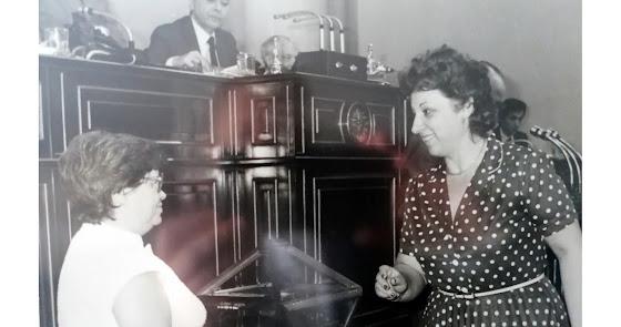 La primera almeriense que llegó al Congreso