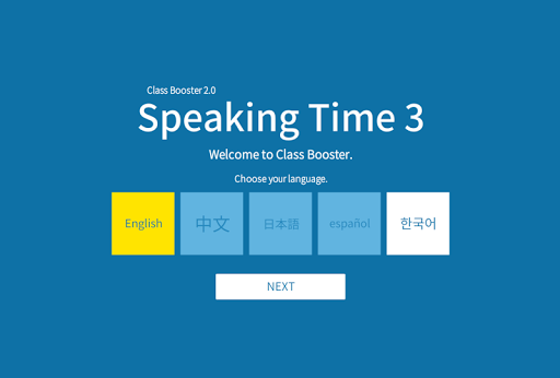 Speaking Time 3 5.0.1 screenshots 1