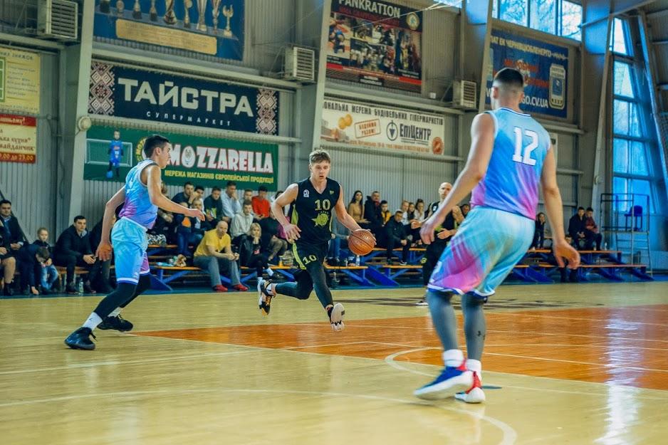 Баскетбол: Чемпіонат України 2019/20. 1 ліга. «CHE-BASKET» — «Хмельницька Політехніка» 75:94. Фото Ірини Химич
