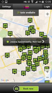 Taxi SOS screenshot 1