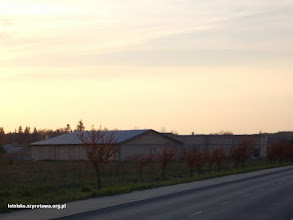 Photo: Kolejne obiekty powstające przy drodze dojazdowej ze Szprotawy (ul. Nowa)