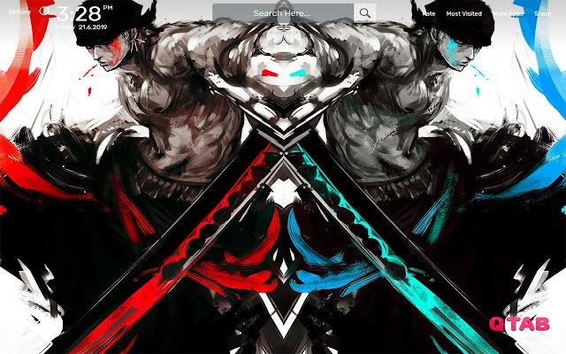 Zoro One Piece Best Wallpapers Hd Theme