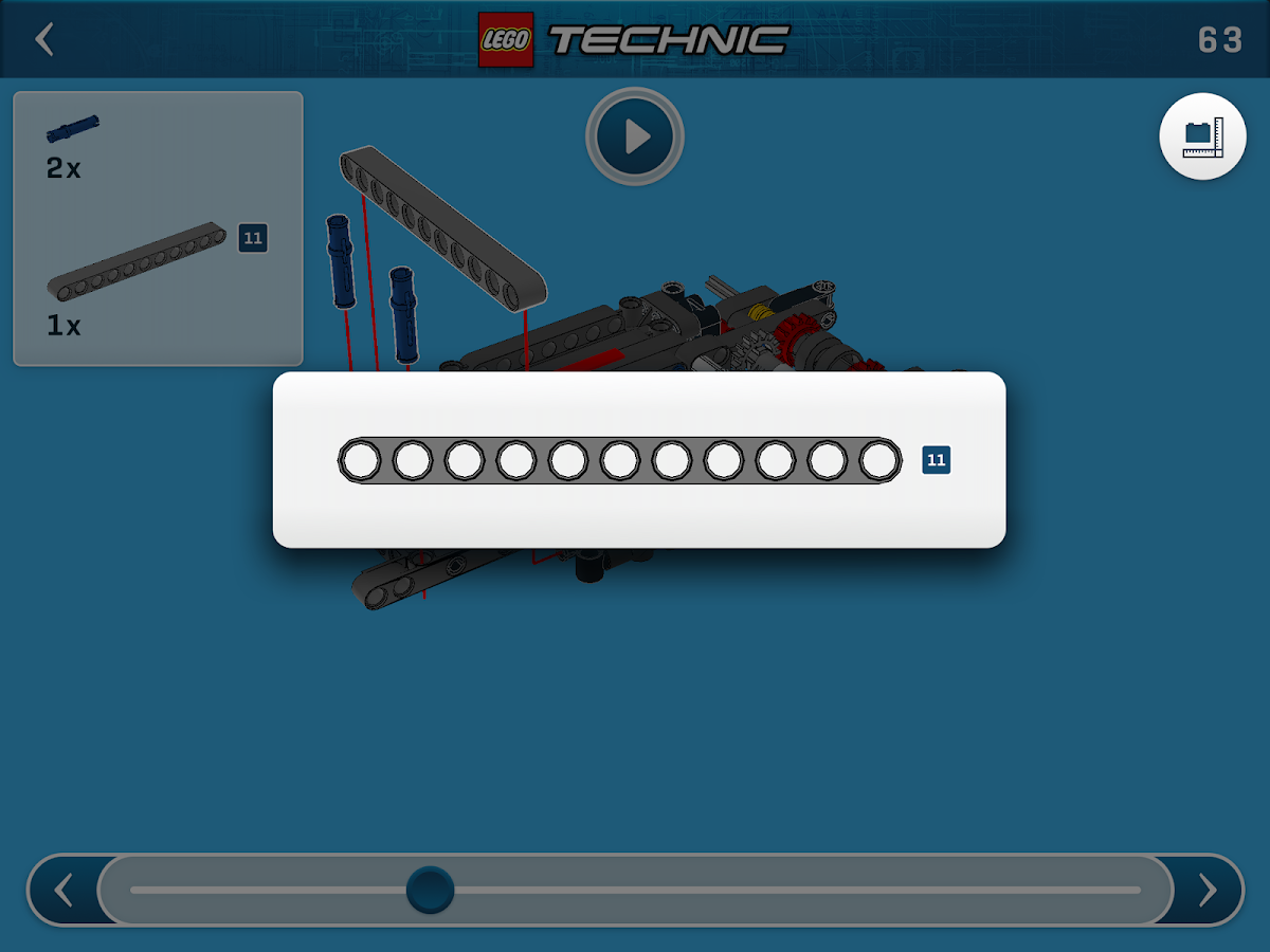 LEGO® Building Instructions- screenshot