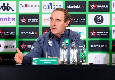 """Yves Vanderhaeghe veut des sourires: """"Celui qui sera négatif quittera l'équipe"""""""