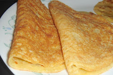 Egg Sweet Dosa