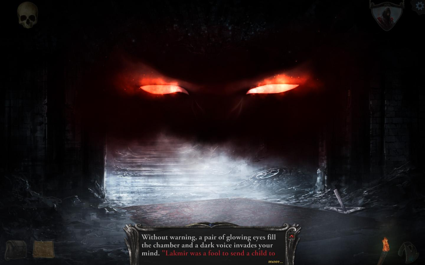Shadowgate- screenshot