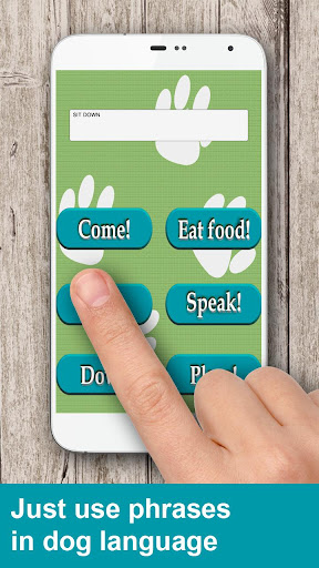 Dog Phrasebook Simulator