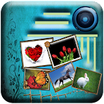 Photo Collage Effects Icon