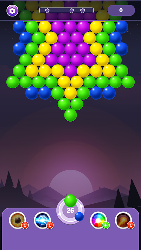 Bubble Shooter Rainbow - Shoot & Pop Puzzle 2.05 screenshots 1