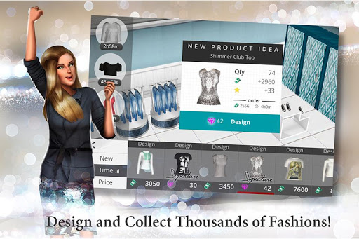 Fashion Empire - Boutique Sim 2.71.2 screenshots 15