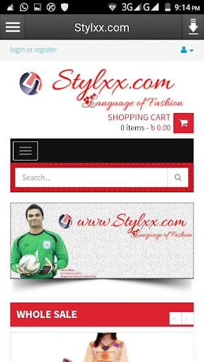 stylxx.com Online Shopping