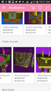 Akuabashop screenshot 1