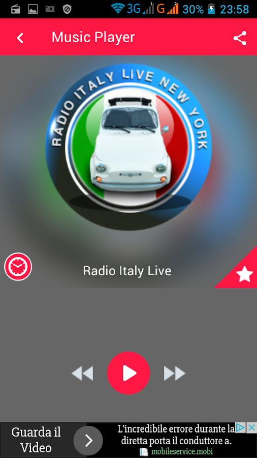 Radio Stream Live- screenshot