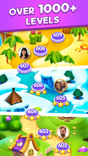 Bling Crush - Jewel & Gems Match 3 Puzzle Games apkslow screenshots 19