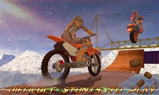 Air Stunt Bike Racing - náhled