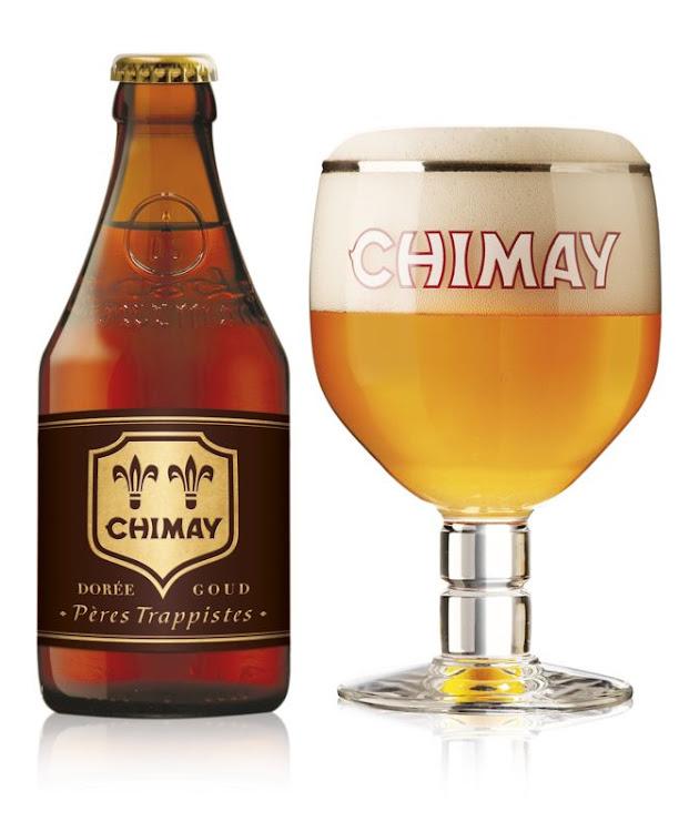 Logo of Chimay Dorée