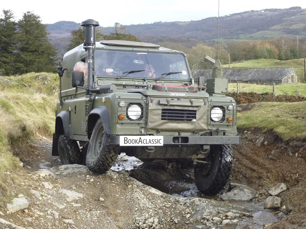 Land Rover Defender Hire Darlington