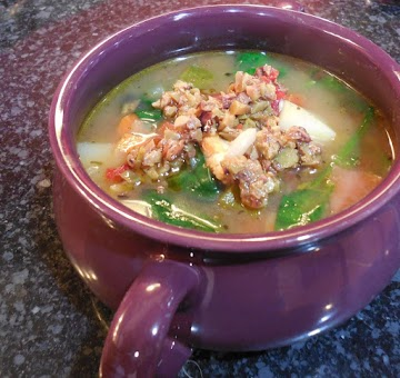 Chicken Provencal Stoup Recipe