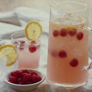 Raspberry Lemonade Sangria.