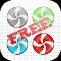 Candy Swirl Ball FREE icon
