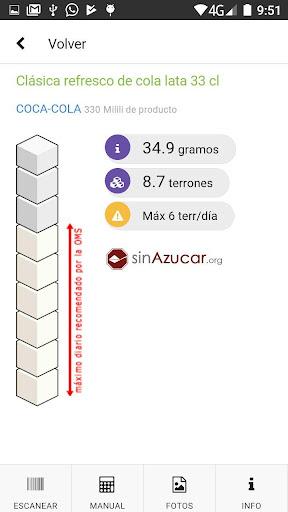 sinAzucar.org screenshot 3
