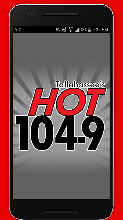 Hot 104.9- screenshot