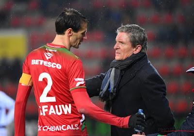 Davy De fauw a brièvement envisagé de devenir un joueur assistant, mais a abandonné cette idée
