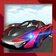 Car Driving Simulator On Extreme Track MOD + APK
