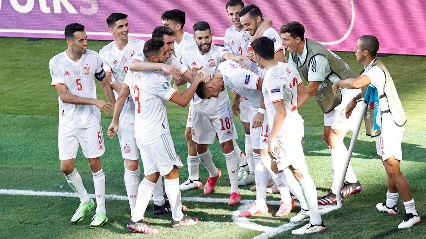 \'La Roja\' vence a Suiza en los penaltis.