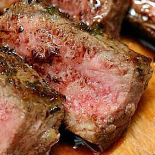 Rosemary and Garlic Beef Steaks