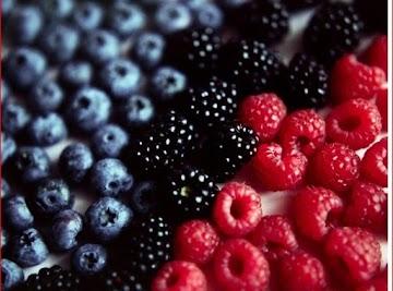 Mixed Berry Lattice Crisp Recipe