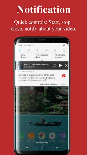 Audio Rocket - Lite Tube - Floating Tube 2.1 screenshots 7