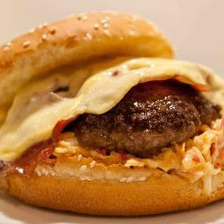Fat Doug Burger (by Michael Symon)