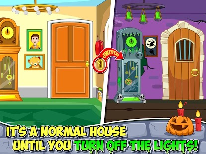 My Town : Haunted House Screenshot
