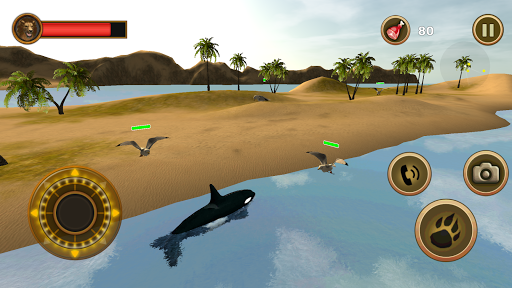 Orca Survival Simulator 1.1 screenshots 20