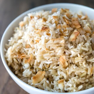 Jasmine Rice Healthy Recipes