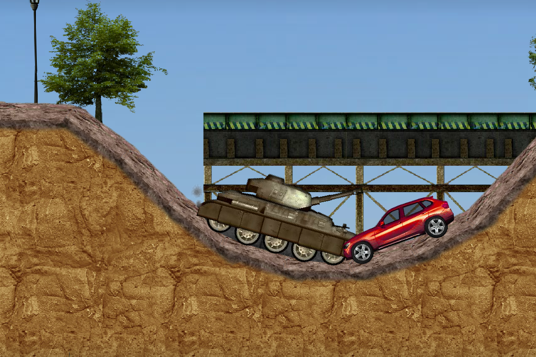 Tank mania - screenshot