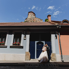 Wedding photographer Balázs Andráskó (andrsk). Photo of 06.07.2018