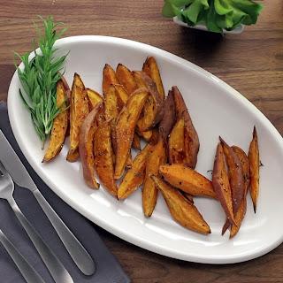Rosemary Sweet Potato Fries.