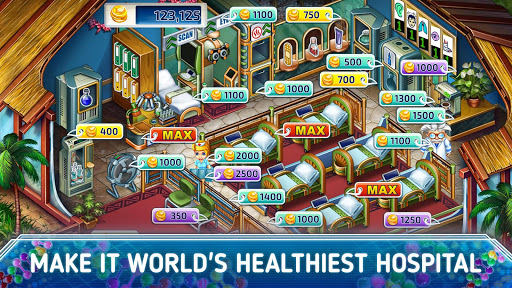 Code Triche Happy Clinic APK MOD screenshots 5